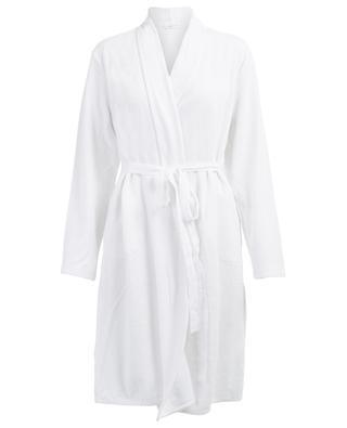 Terry cloth bathrobe SKIN