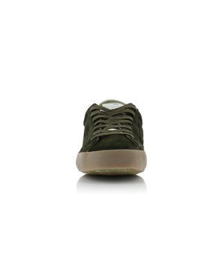 Sneakers aus Wildleder und Leder Paris Vintage PHILIPPE MODEL