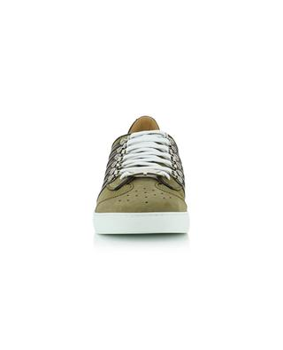 Runner leather sneakers DSQUARED2