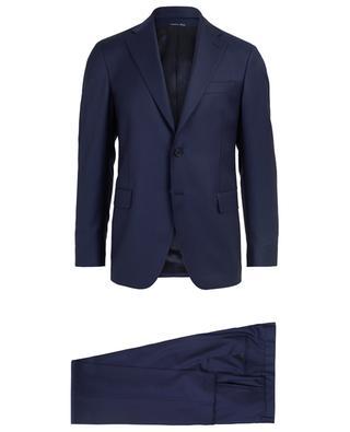 Anzug aus Schurwolle NAPOLI COUTURE