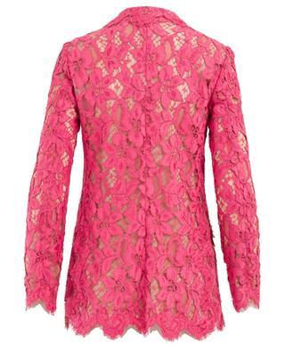 Lace blazer DOLCE & GABBANA