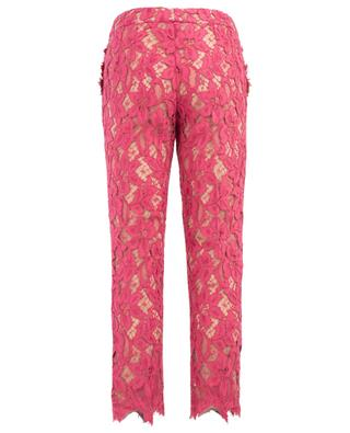 Cropped lace trousers DOLCE & GABBANA
