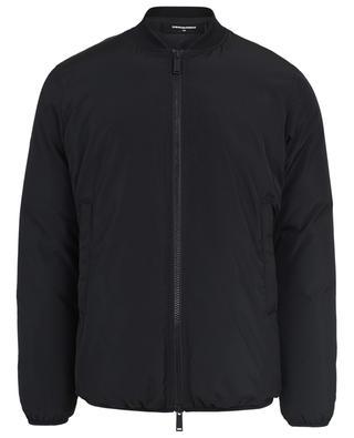 Icon technical fabric bomber jacket DSQUARED2