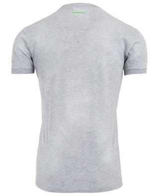 T-Shirt im Used-Look aus Baumwollmix DSQUARED2