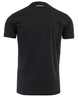 Printed cotton T-shirt DSQUARED2