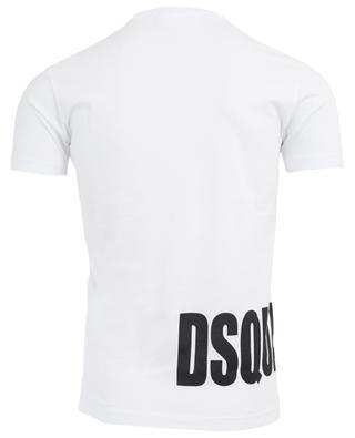 T-shirt en coton Logo Print DSQUARED2