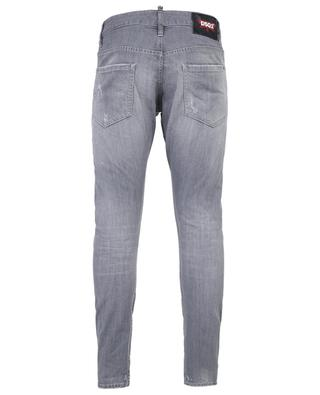 Sexy Twist Graffiti distressed jeans DSQUARED2