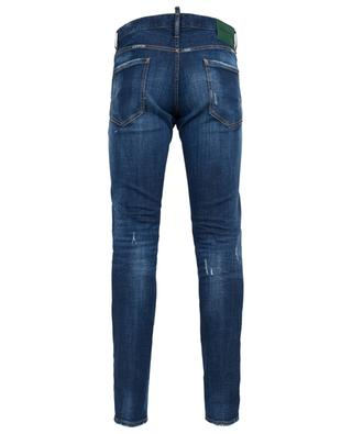 Slim-Fit Jeans im Used-Look DSQUARED2