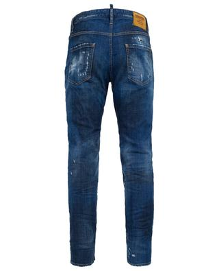 Run Dan straight fit jeans DSQUARED2