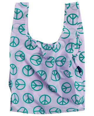 Printed nylon shopping bag BAGGU