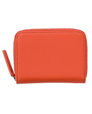Short Wallet smooth leather coin purse BAGGU