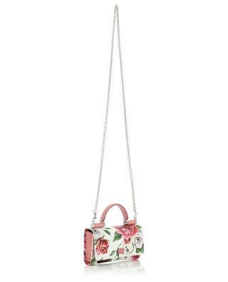 Mini-Handtasche aus genarbtem Leder Sicily DOLCE & GABBANA