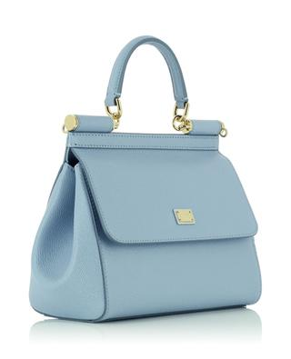 Sicily small textured leather bag DOLCE & GABBANA