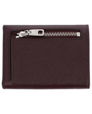 Dauphine textured leather wallet DOLCE & GABBANA