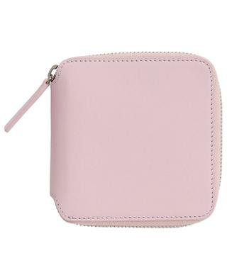 Square Wallet smooth leather wallet BAGGU
