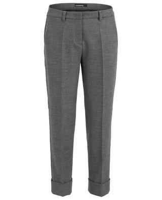 Krystal tweed trousers CAMBIO