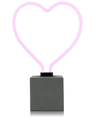 Lampe au néon Heart LOCOMOCEAN