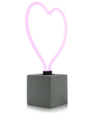 Heart neon light LOCOMOCEAN
