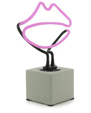 Petite lampe au néon Lips LOCOMOCEAN