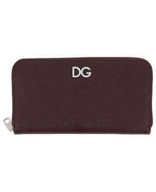 Dauphine leather wallet DOLCE & GABBANA