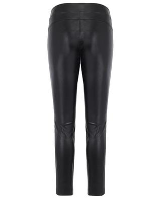 Ray faux leather trousers CAMBIO