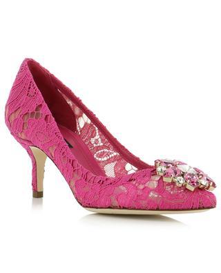 Bellucci lace pumps DOLCE & GABBANA