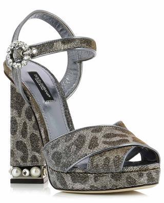 Keira heeled sandals DOLCE & GABBANA