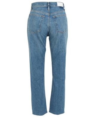 High Rise Stovepipe jeans RE/DONE