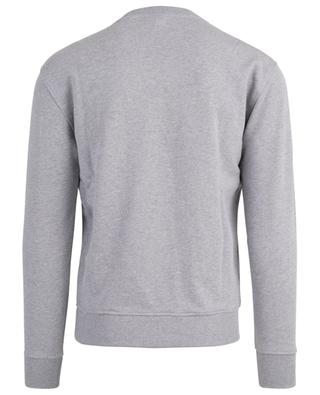 Sweat-shirt en coton Big AMI AMI