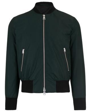 Nylon bomber jacket AMI