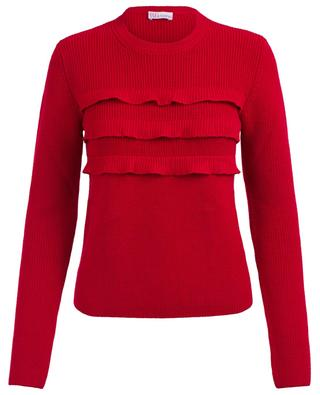 Pull en laine vierge RED VALENTINO