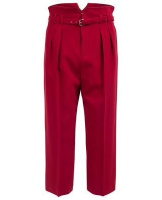 Pantalon large raccourci Frisottine RED VALENTINO