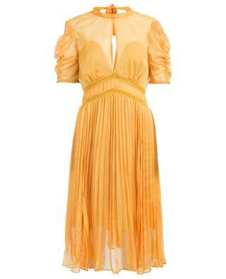 Mittellanges Kleid SELF PORTRAIT