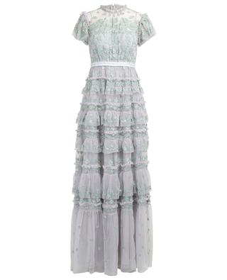 Darcy tulle maxi dress NEEDLE &THREAD
