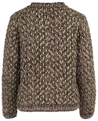 Veste en tweed agrémenté de lurex M MISSONI