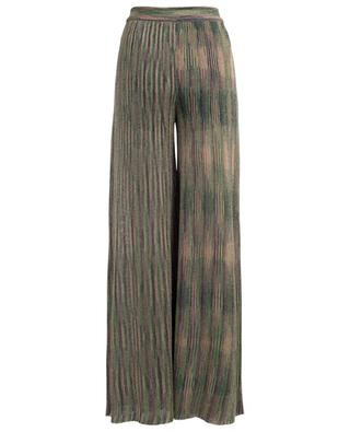 Pantalon large en lurex M MISSONI