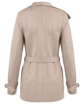 Kurzer Mantel aus Wolle und Kaschmir New Lima JOSEPH
