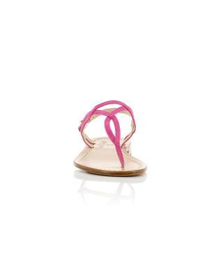 Sandalen aus Wildleder PAOLO FERRARA