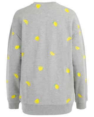 Besticktes Sweatshirt aus Baumwolle ZOE KARSSEN
