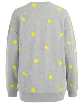 Sweat-shirt brodé en coton ZOE KARSSEN