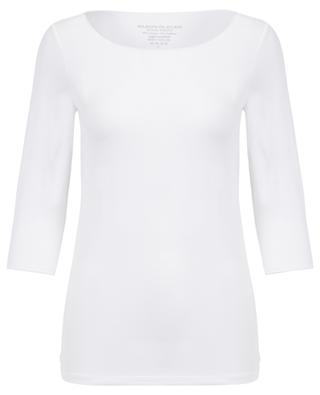 T-shirt en viscose stretch Adele MAJESTIC FILATURES