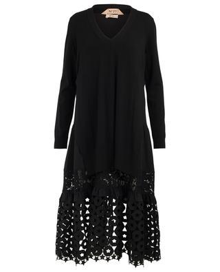 Midilanges Kleid mit Pullover N°21