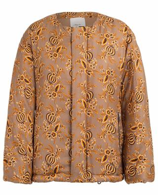 Floral Puffer printed jacket 3.1 PHILIPP LIM
