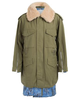 Utility Jacket parka with removable inner vest 3.1 PHILIPP LIM