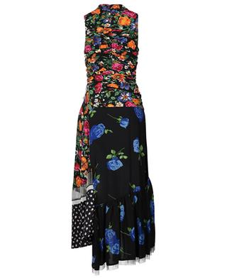 Longue robe fleurie en soie 3.1 PHILIPP LIM
