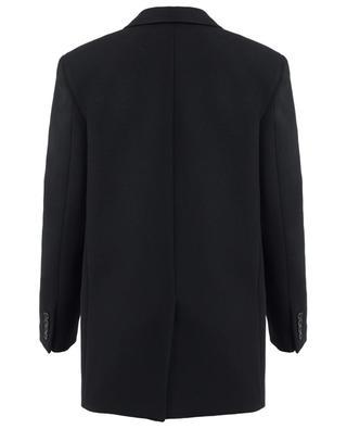 Wool coat SAINT LAURENT PARIS