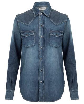 Jeans shirt SAINT LAURENT PARIS