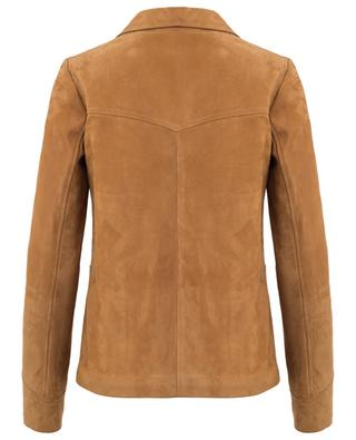 Lightweight suede jacket SAINT LAURENT PARIS