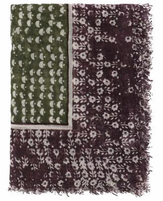 Schal aus Wolle Palma-BWB HEMISPHERE