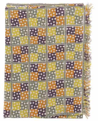 Leichter Schal aus Kaschmir PEW HEMISPHERE